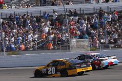 Kyle Busch, Joe Gibbs Racing Toyota, Matt Kenseth, Joe Gibbs Racing Toyota