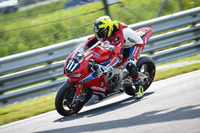 #111 Honda Endurance Racing, Honda CB R1000 RR: Julien Da Costa, Sébastien Gimbert, Freddy Foray