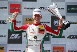 1. Maximilian Günther, Prema Powerteam Dallara F317 - Mercedes-Benz