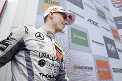 Podium: Jake Hughes, Hitech Grand Prix, Dallara F317 - Mercedes-Benz
