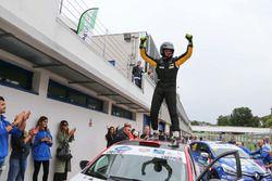 Il vincitore della gara Bostjan Avbelj