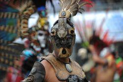 Danzantes mexicanos