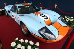 Pedro Rodriguez, Gulf Ford GT40