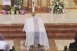 Il funerale di Nicky Hayden