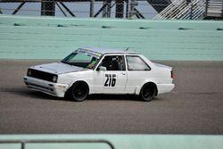 #216 MP4A Volkswagen GLI, Tomas Hernandez, Rico Racing