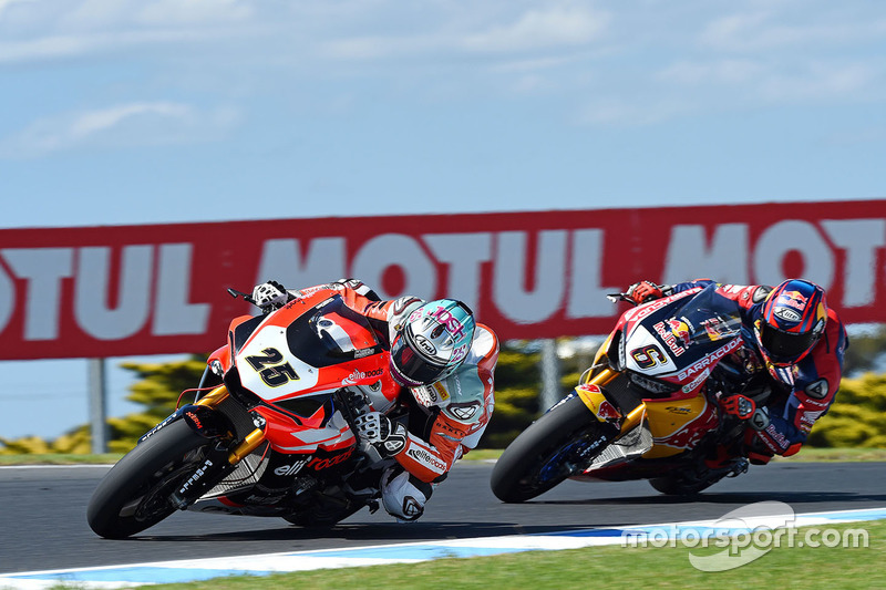 Joshua Brookes, ERMotorsport-EliteRoads.com.au, Stefan Bradl, Honda World Superbike Team