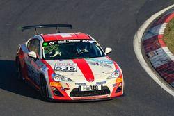 Manuel Amweg, Fred Yerly, Toyota GT86, TMG GT86 Cup, Swiss Racing Team