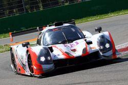#33 Ibran Pardo Javier, Ligier JS P3 - Nissan: Javier Ibran, Mathijs Bakker