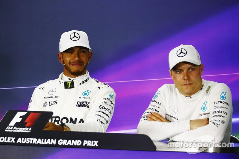 Lewis Hamilton, Mercedes AMG, Valtteri Bottas, Mercedes AMG