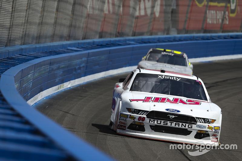 Cole Custer, Stewart-Haas Racing. Ford