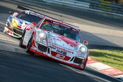 Alexander Mies, Tim Scheerbarth, Steve Jans, Team GetSpeed Performance, Porsche 911 GT3 Cup