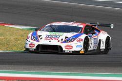 Lamborghini Huracan-S.GT3 #7 Ombra Racing: Cassara-Gentili