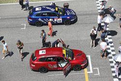 Giacomo Altoe, Seat Motor Sport Italia, Seat Leon Cupra ST-TCS2.0 e Matteo Zucchi, Seat Motor Sport