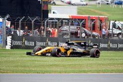 Jolyon Palmer, Renault Sport F1 Team RS17 opgave