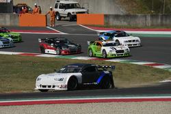 Luca Segù, Cram Motorsport precede Lorenzo Marcucci, The Club Motorsport