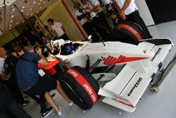 David Saelens, Owen Wilson, F1-Doppelsitzer