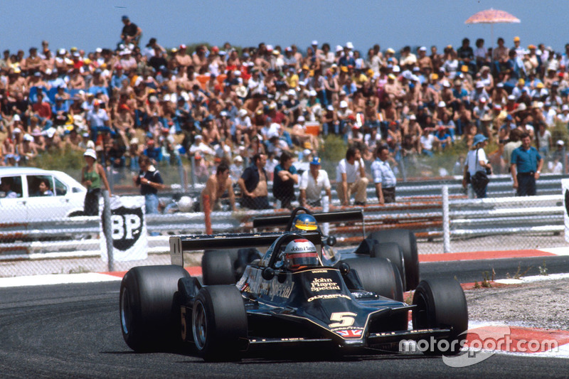 1978 Mario Andretti, Lotus 79