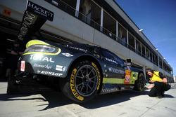 Aston Martin Vantage GTE команды Aston Martin Racing
