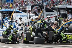 Пит-стоп: Чарли Кимболл, Chip Ganassi Racing Honda
