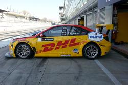Chevrolet di Tom Coronel ROAL Motorsport