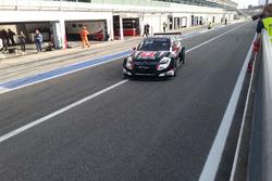 Rob Huff, Munnich Motorsport