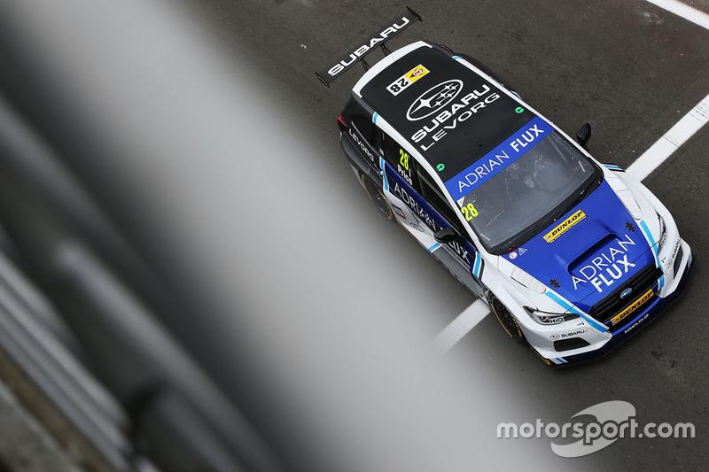 Josh Price, BMR Racing Academy, Subaru Levorg