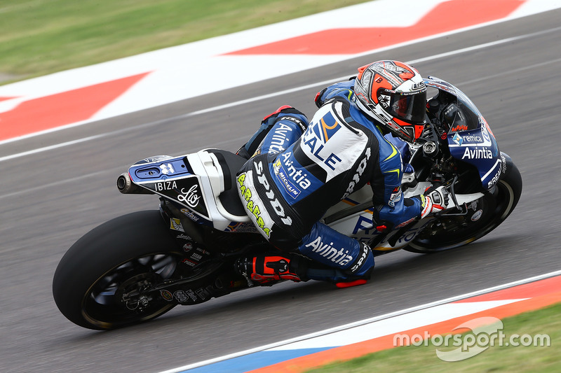 21. Hector Barbera, Avintia Racing