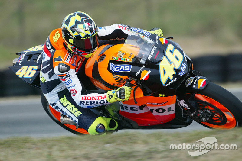 2003 - Valentino Rossi (357)
