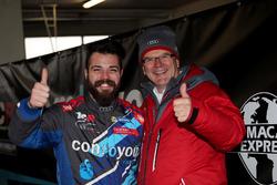 Stefano Comini, Comtoyou Racing, Audi RS3 LMS, mit Detlef Schmidt, Audi Sport