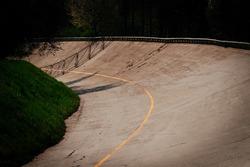 Alte Steilkurve im Autodromo Nazionale Monza