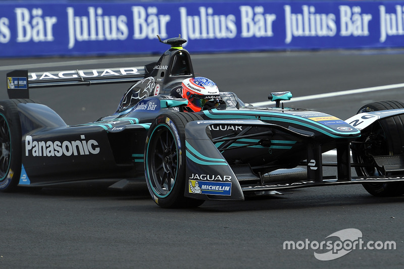 4. Mitch Evans, Jaguar Racing