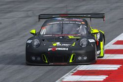 #29 Forch Racing powered by Olimp Porsche 991 GT3 R: Robert Lukas, Zeljko Drmic, Patrick Eisemann