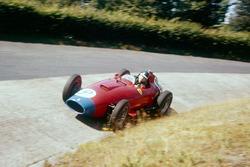 Mike Hawthorn, Lancia Ferrari D50 801