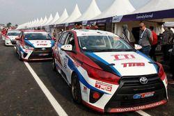Toyota Team Indonesia, BSD Grand Prix