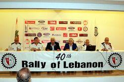 رالي لبنان الدولي 40