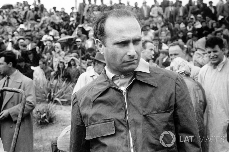 Juan Manuel Fangio - Five titles (1951, 1954, 1955, 1956, 1957)