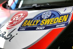 Logo: Rallye Schweden