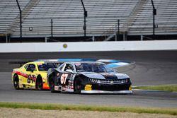 #67 TA2 Chevrolet Camaro, Chris Pederson, C&P Installations, #87 TA2 Chevrolet Camaro, Doug Peterson