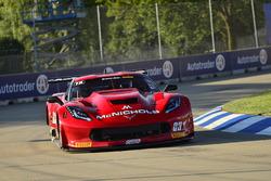#23 TA Chevrolet Corvette, Amy Ruman, Ruman Racing