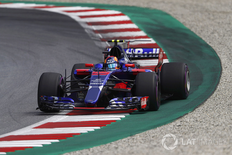 9. Карлос Сайнс, Toro Rosso — 29