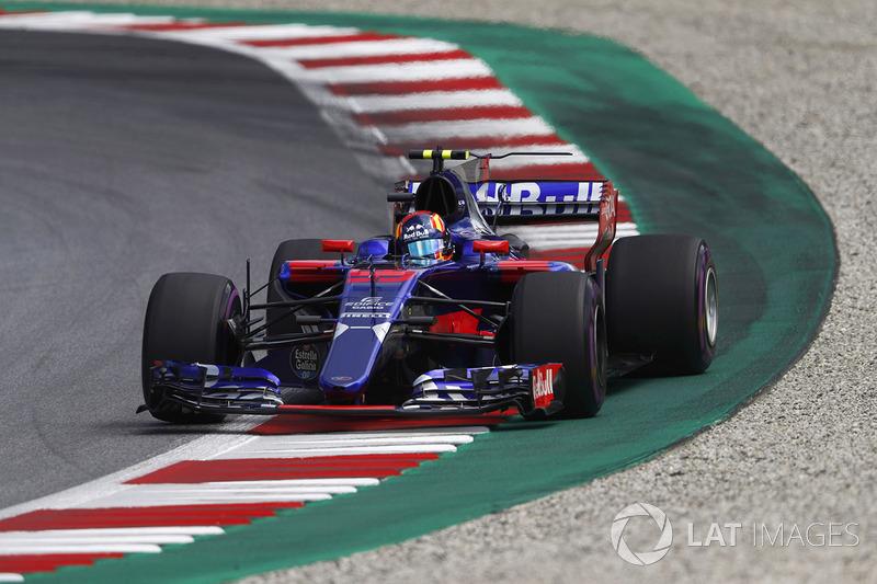 10. Карлос Сайнс, Scuderia Toro Rosso STR12