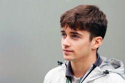 Charles Leclerc, Haas F1 Team Test Driver