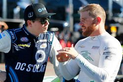 Brennan Poole, Chip Ganassi Racing, Chevrolet; Justin Marks, Chip Ganassi Racing, Chevrolet