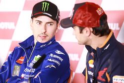 Jorge Lorenzo, Yamaha Factory Racing, Dani Pedrosa, Repsol Honda Team