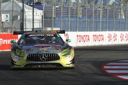 #75 SunEnergy1 Racing Mercedes AMG GT3: Boris Said, Tristan Vautier