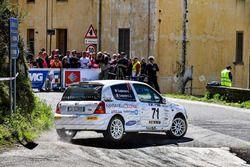 Giacomo Guglielmini e Catia Cuoghi Costantini, Scuderia Maranello Corse