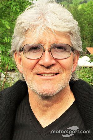 Daniel Müller, der Sohn von Herbert Müller