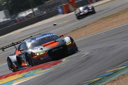 #75 Optimum Racing Audi R8 LMS: Flick Haigh, Joe Osborne