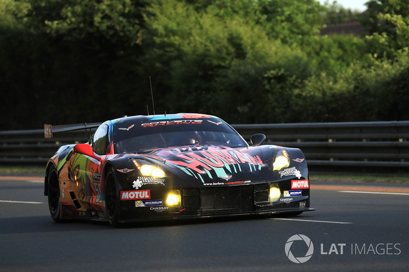Фернандо Реес (Larbre Competition №50, GTE Am) – 15-е место в GTE Am, 48-е в абсолюте
