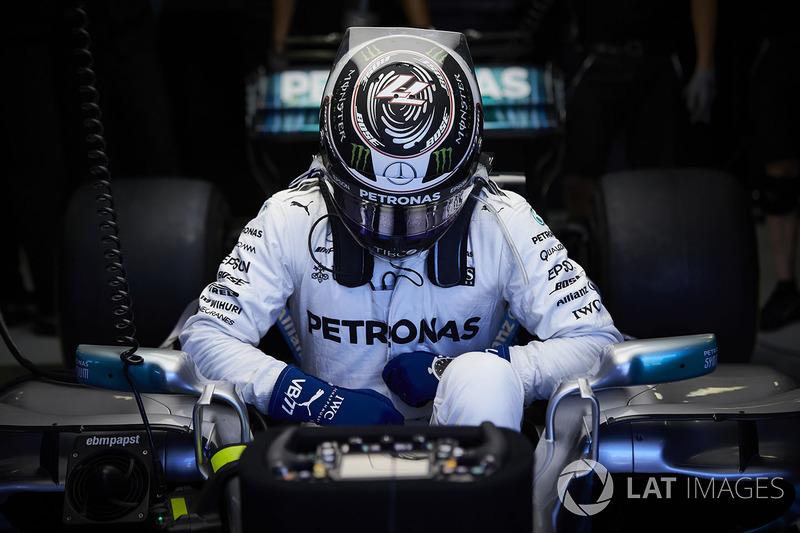 Валттери Боттас, Mercedes (169 очков, третье место в общем зачете, две победы). Оценка Motorsport.com Россия – 8,5/10